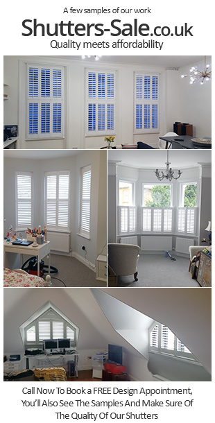 window shutters samples